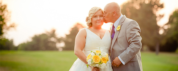 Mark & Meghan's Wedding in Lexington, KY : Spring Valley Golf Course