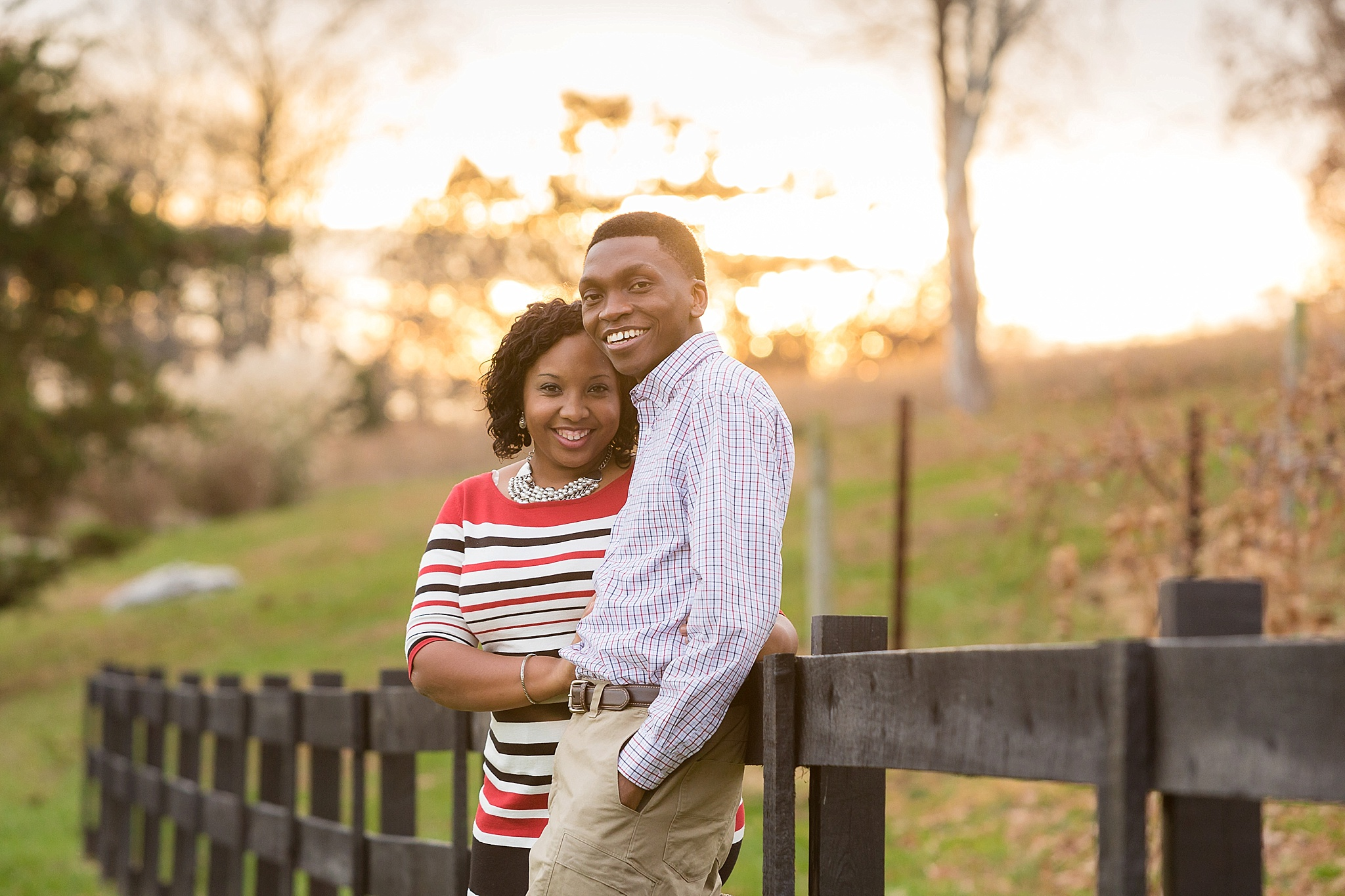 Eryn & Mathew's Somerset, KY Engagement at Cave Hill Vineyard