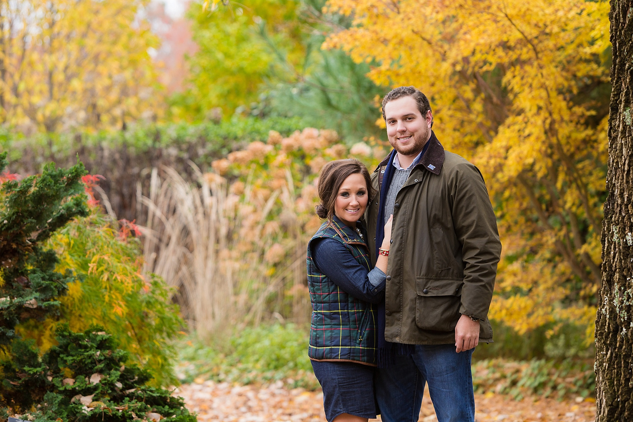 Logan & Brittany's Lexington, KY Engagement